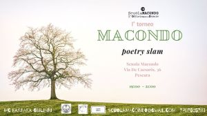 Macondo poetry slam